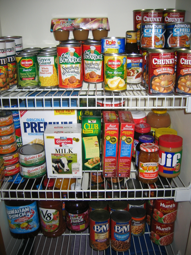 List Of Non Perishable Foods For Storm