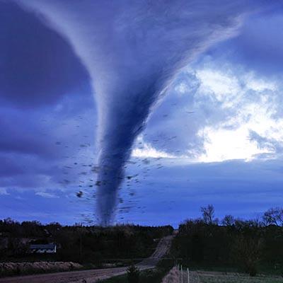 Severe Tornado